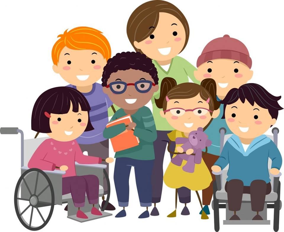 L'integrazione degli alunni disabili con interventi mirati e condivisi.
