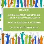 SCU BANDO DI SELEZIONE 2020 – LINK ALLA PAGINA